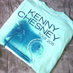 Kenny Chesney Concert T-shirt